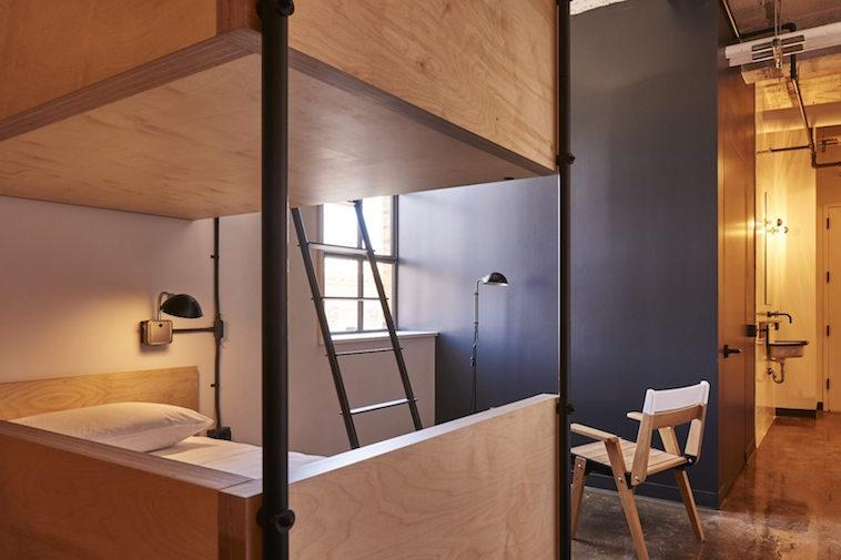Chicago's newest hostel is the coolest we've seen yet!