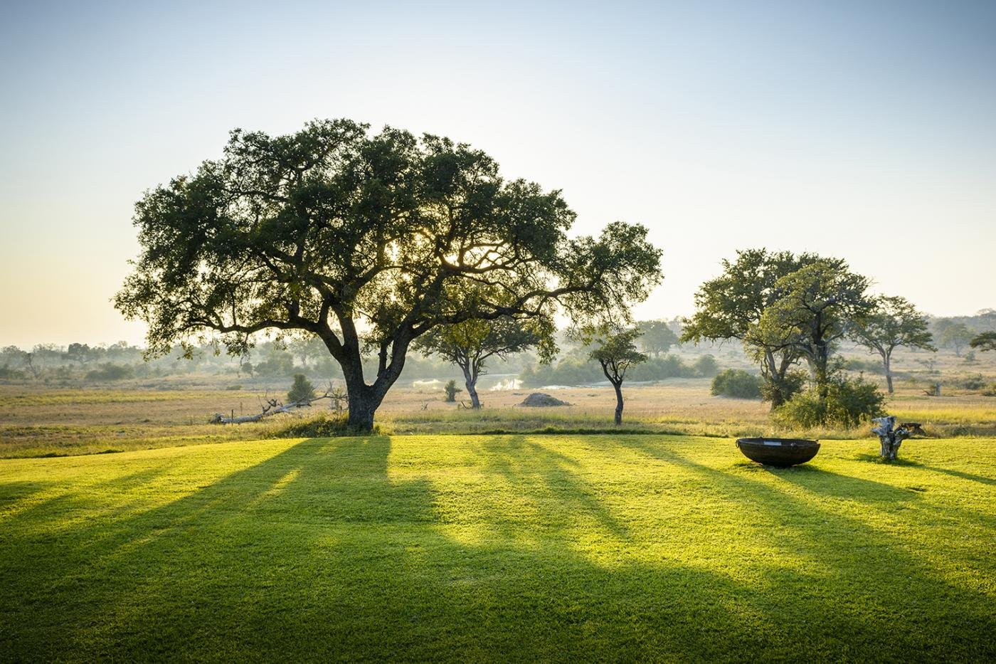 With stunning views of the South African landscape, Singita Castleton will leave you speechless.