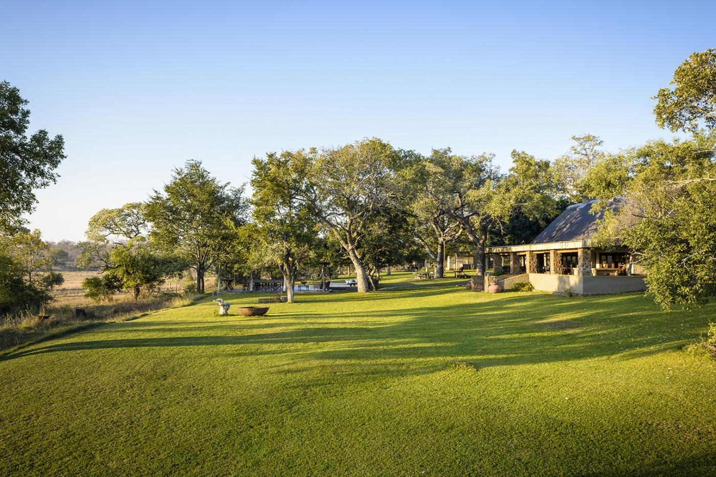Singita Castleton in South Africa is the perfect place to bring your friends and family.