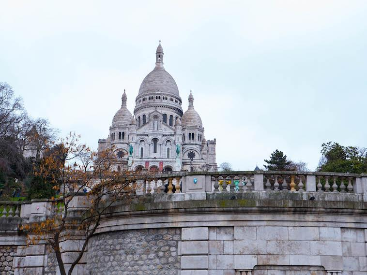 Best places to travel in Paris.