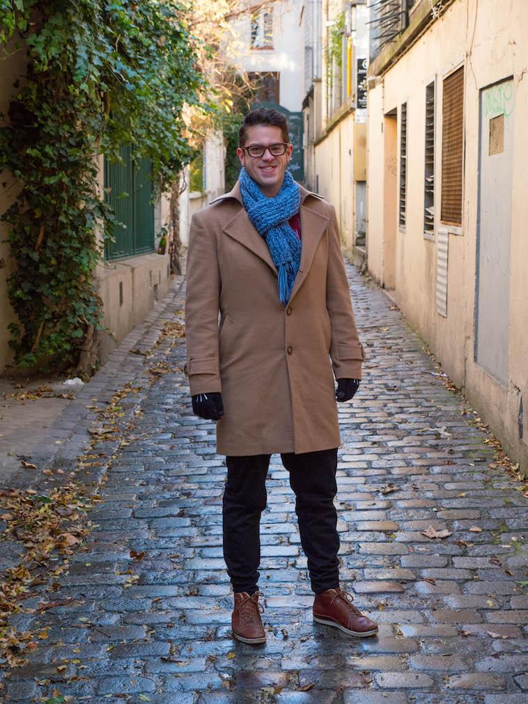 This Parisian showed an American Paris through a local's eyes.