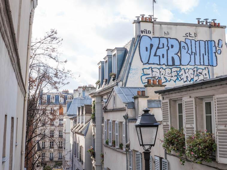 Grafitti enthusiast? Follow this Paris itinerary.