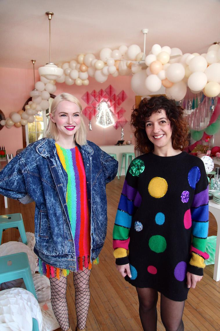 Chicago's coolest and most colorful party shop is here!