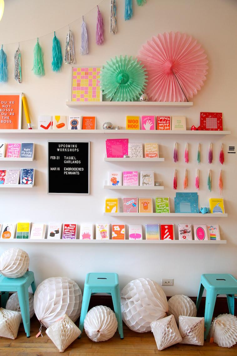 With local brands such as Luft Balloons, Bash and Anne + Kate Party/Paper this party shop has it all!