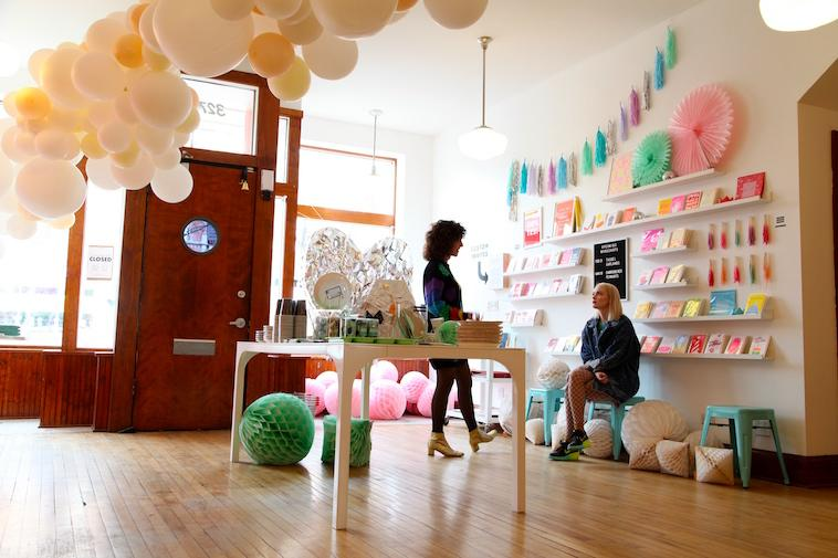 Hurry! The cutest party and event boutique lives in Logan Square!