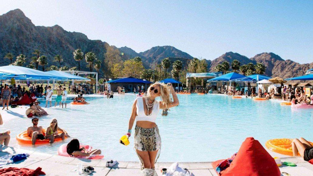 Coachella's number one after party is here for weekend two of Coachella in Palm Springs
