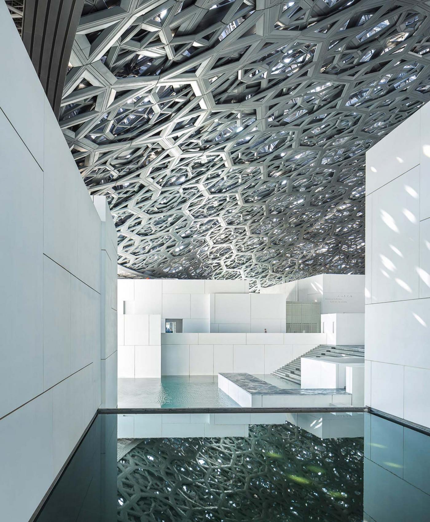 The Louvre Abu Dhabi Opens, Bringing High-Watt Art to the