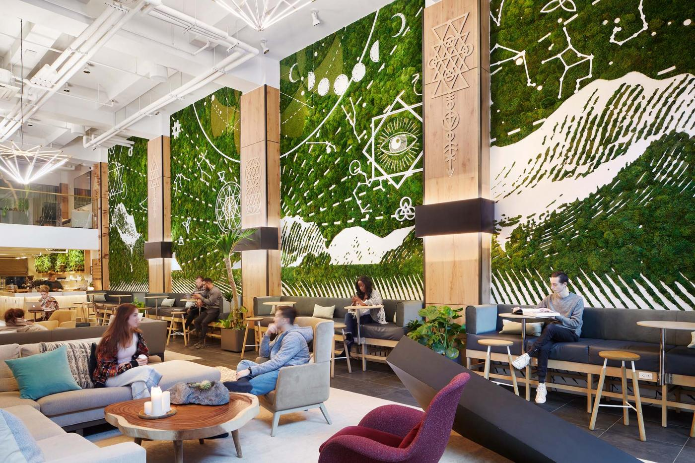 "Why ""Transformative Co-Working Spaces"" Will Be One of the"