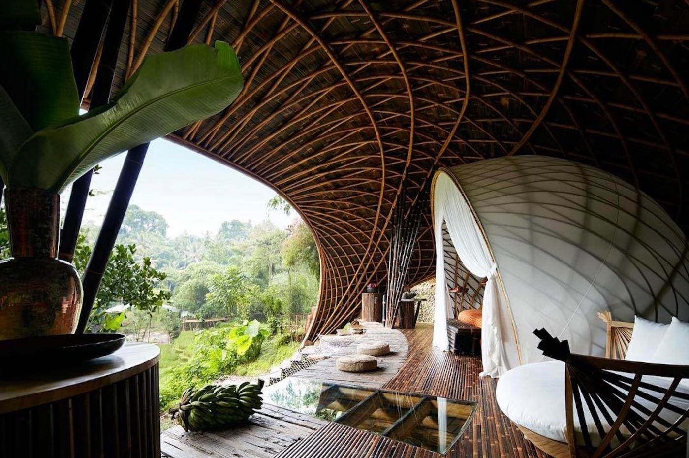 You Have To See These Luxury Bamboo Houses In Bali