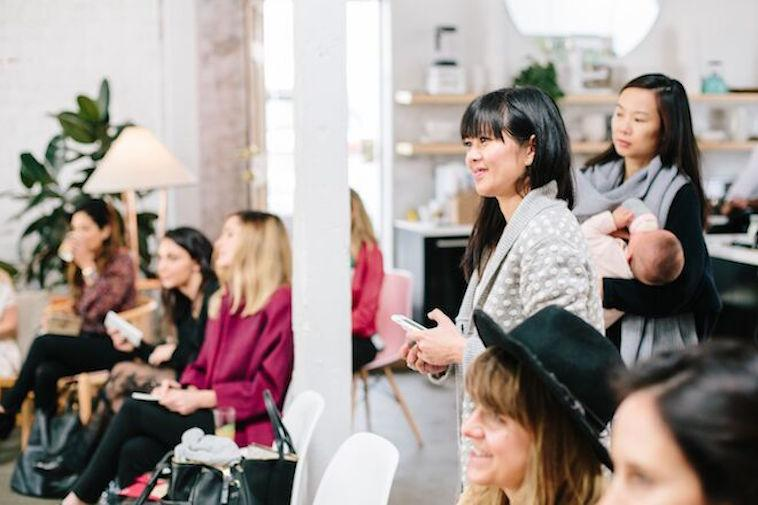 Last year's styling workshop was hosted at The Venue Report venue, Light Lab. Click here to see where this year's workshop will be!