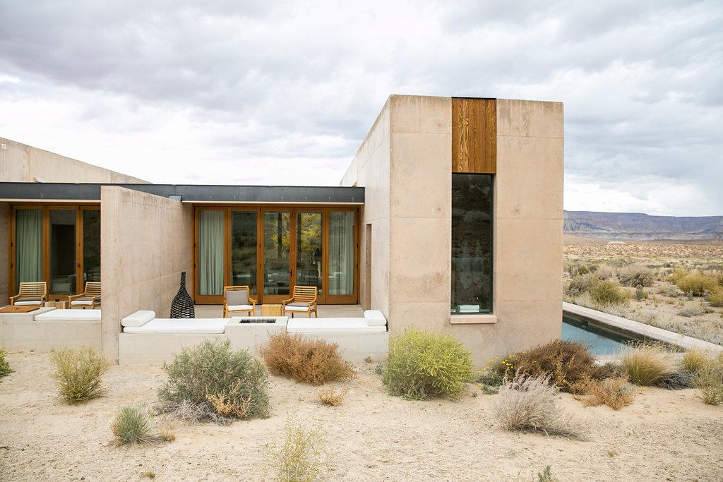 Group Getaway at Amangiri Resort in Utah