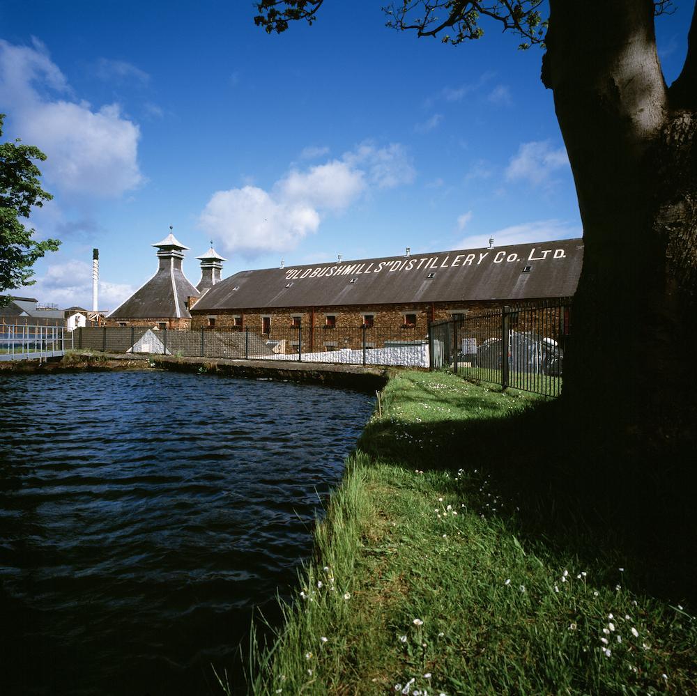 Bushmills-Distillery