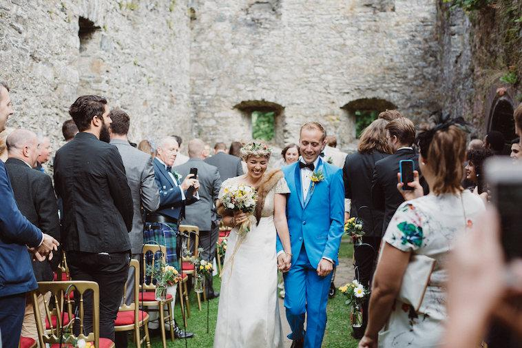 Beautiful Blair Castle Wedding
