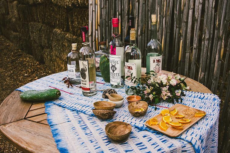 Tequila Tasting at Cuatro Cuatros Cabanas