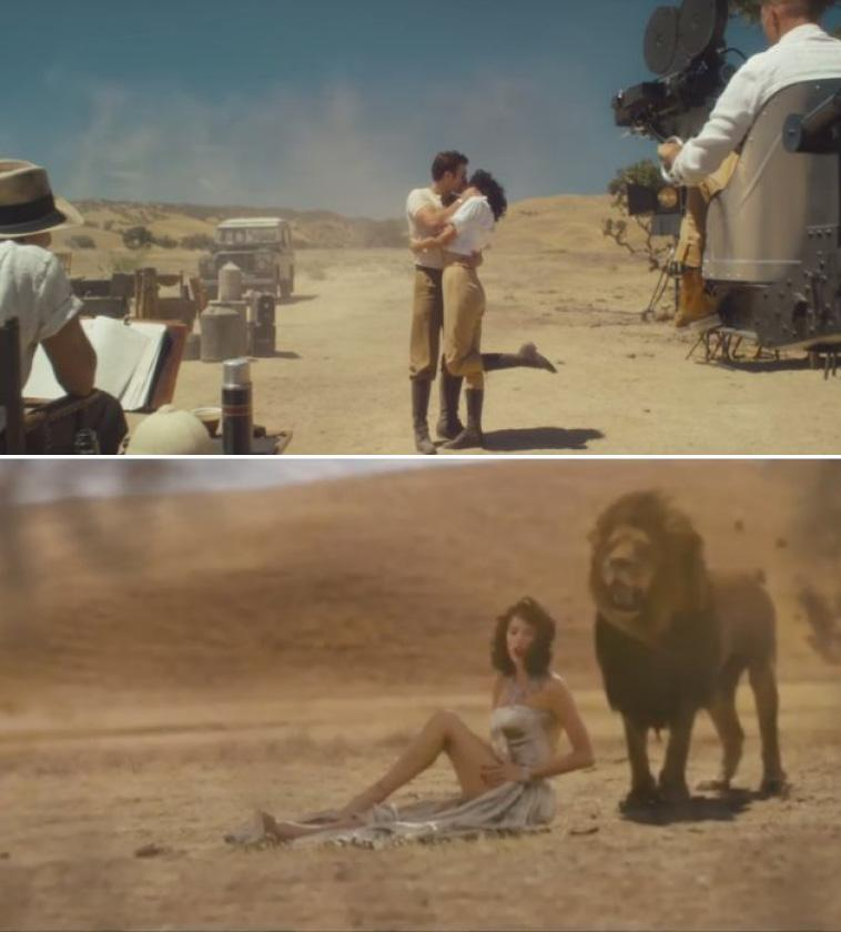 Where Was Taylor Swifts Controversial Video Wildest Dreams Filmed