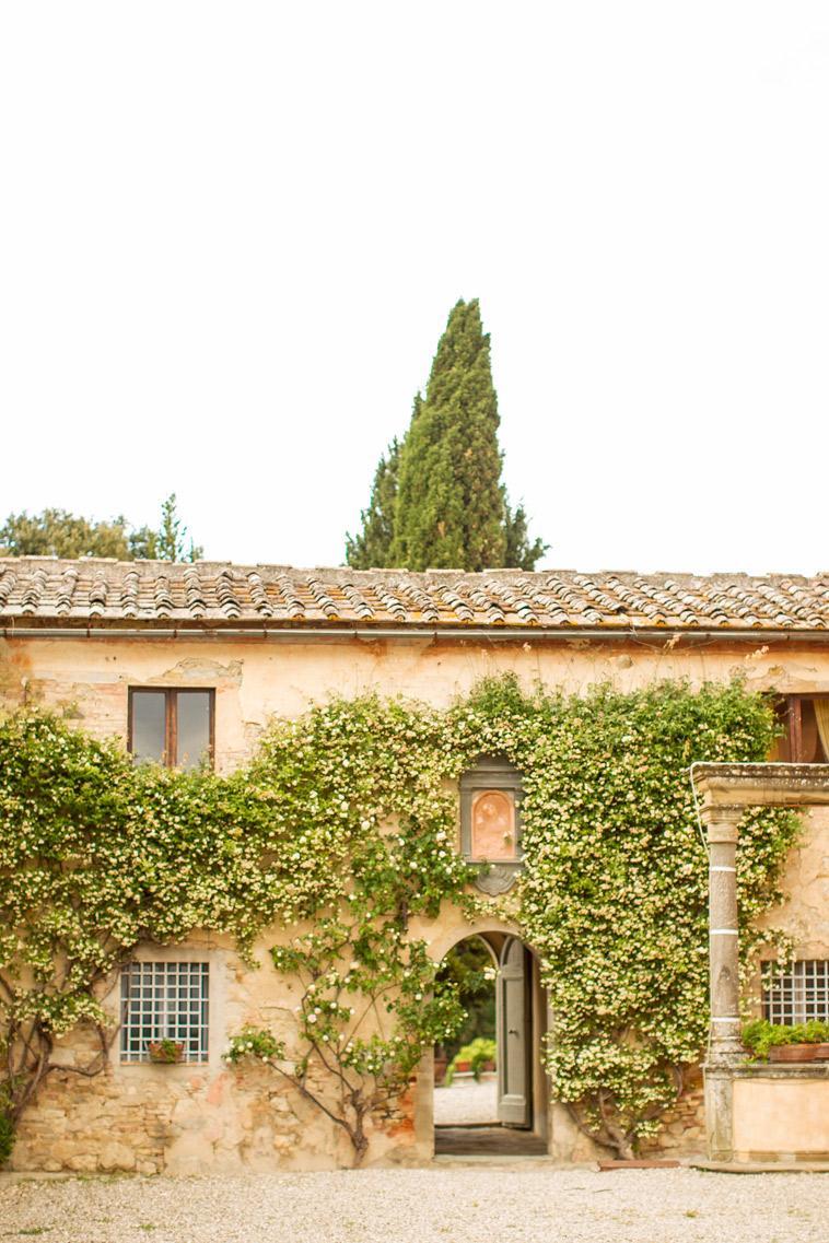 Villa-Catignano