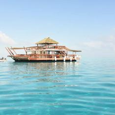 Birthday Bucket List:  A Floating Festival Bar in Fiji