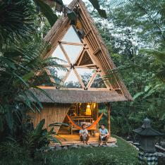 Birthday Bucket List: Head to This Off-the-Grid Jungle Cabin in Bali