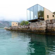 Stay in a Luxury Island Hut Off Norway's Epic Coastline