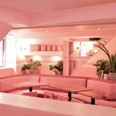 Brunch Pretty In Pink At This NYC Hotspot