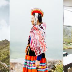 DIARY OF A GIRLS BIRTHDAY GETAWAY: ENTRY #4 Celebrating Culture in the Peruvian Highlands