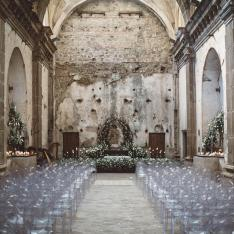 If You Want to Have a Gorgeous Wedding in Antigua, Book the Local Ruins
