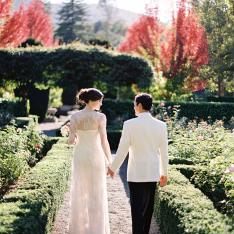 A Blush Crushworthy Wedding In Napa Wine Country