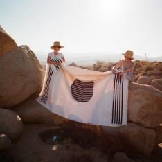Block Shop Hosts Block Printing Workshops at This Mojave Desert Homestead