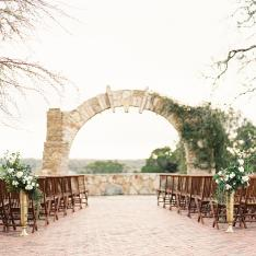 French Colonial Meets Texas Hill Country at Camp Lucy