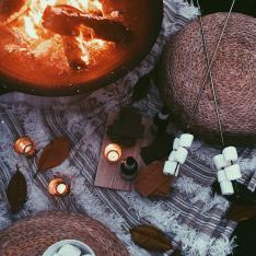 How To: Warm Up Those Winter Bones With This Life Changing Smore's DIY