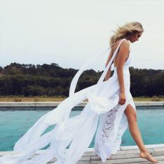 The Most Pinned Wedding Dress (Ever!) On Pinterest & Where To Wear It