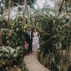 A Blindfold, A Shaman, And A Beautiful Couple Are The Recipe For This Gorgeous Guatemalan Wedding