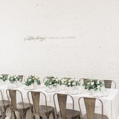 What Happens When Some of The Coolest Creatives in the Wedding Industry Brunch With Minted in LA?