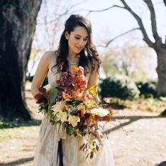 An Autumn Inspired Wedding at Homestead Manor in Tennessee