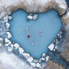 For A Steamy Valentine's Day, These Hot Springs Are Better Than Chocolate
