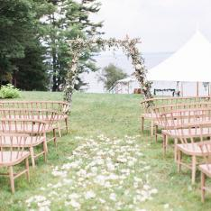 These Photos Prove You Can Plan A Gorgeous Wedding in Less Than A Month