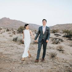 This Wedding Crew Brought Telescopes Out to The Hi-Desert