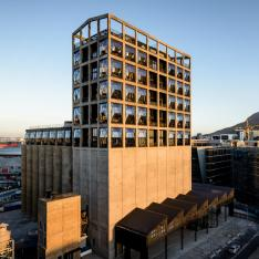Cape Town is Seriously Trending With This Cool Architectural Hotel Overlooking The Harbor