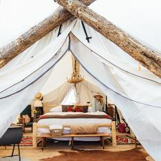 This Colorado Glamping Venue is More Luxurious Than Most Hotels