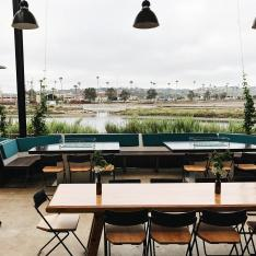 Hang on Lounge Swings at this New San Diego Brewery