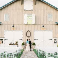 Get A Look At This Old Llama Farm That's Now A Wedding Venue