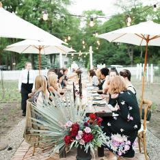 A Glamping Getaway And Celestial Dinner Party Under The Stars