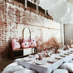 #DreamDinnerParty: This Is What Happens When We Throw Super Fun Retail Brand, Ban.do A Slumber Party Themed Gathering