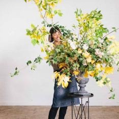 See How This Floral Designer Has Mastered the Ethereal Look