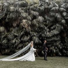 See How This Bridal Designer Plans Her Own Weeklong Wedding Celebration in Lake Como