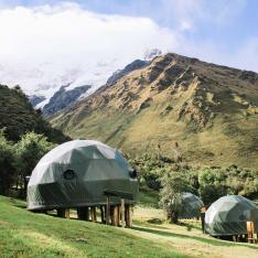 Have You Heard About This New Eco Adventure Camp in Peru?