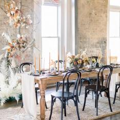 This Bridal Event Is Showcasing 2019's Top Wedding Trends First
