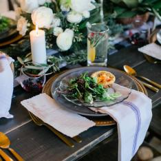 This Cookbook Launch Party Took Place at an Organic Farm