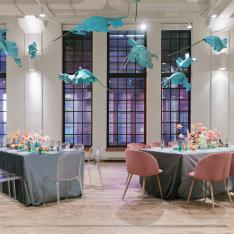 Planners Dining Club Series: The Colorful Winter Dinner
