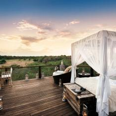 South African Treehouses & a Safari Adventure for Your Next B-Day